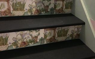 staircase re do