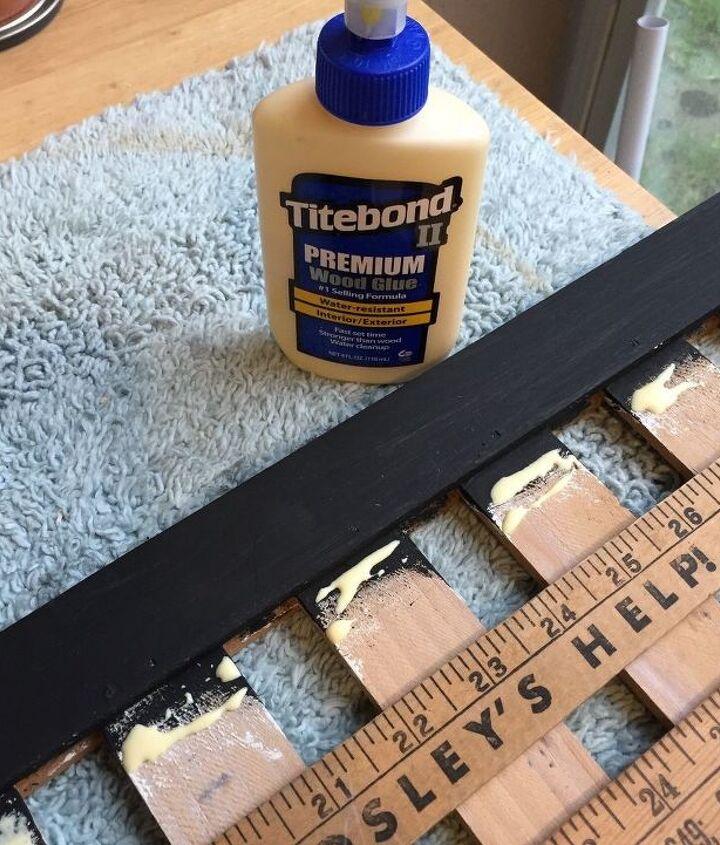 Wood Glue to Work