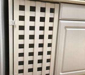 lattice cabinet door & Lattice Cabinet Door | Hometalk
