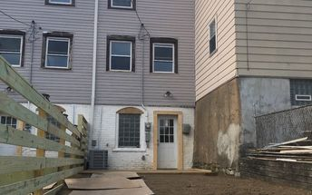 q any ideas what to do with neighbors ugly wall