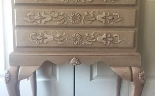 vintage silverware chest turned into old world charm