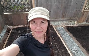 Square Foot Garden Bed Demo