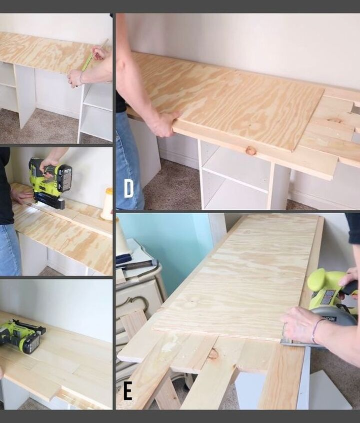 simple desk for free