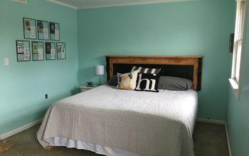 Bedroom Makeover in One Week - Bedroom #2