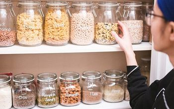 Organized Pantry Transformation - How to Organized Your Pantry