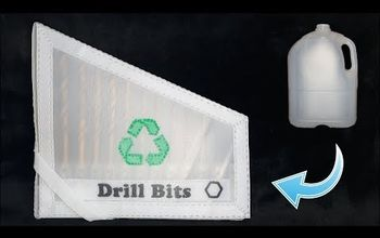 WELDING PLASTICS: DRILL BIT CASE