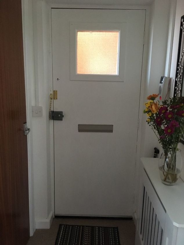 q any ideas to spruce up my front door