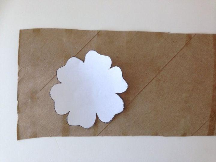 paper towel tube rose diy