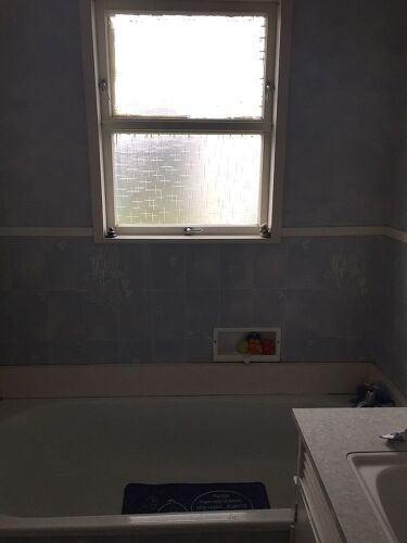 How Do I Best Waterproof A Window In A Shower Hometalk - Cost to put in a shower