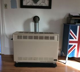 Q I Need Help Disguising The Gas Space Heater In My Apartment Livingroom