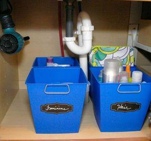 s the 15 smartest storage hacks for under your sink