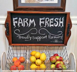 s want a farmhouse kitchen these easy ideas are brilliant