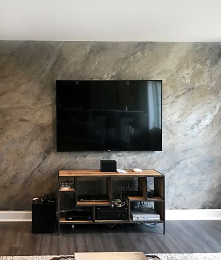 accent wall ideas with modern masters