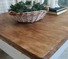 how to give a new life to an old laminate table