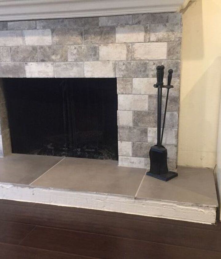 Help Edging Trim For Fireplace Heart Hometalk