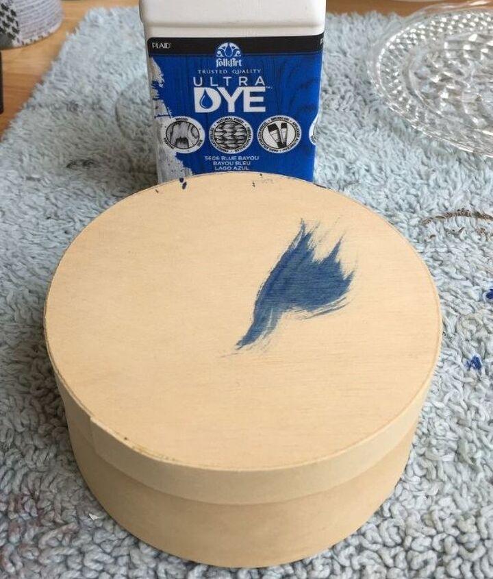 Dye to the Box