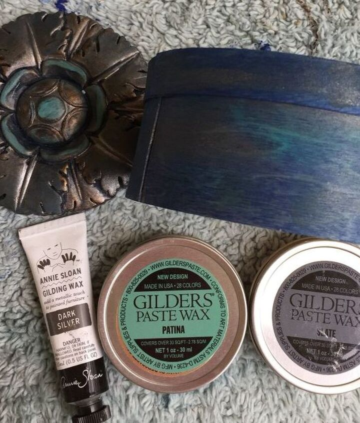 Gilding & a Crown