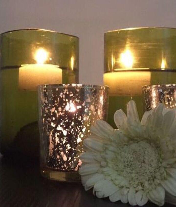 wedding candle votives