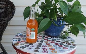 Bottle Top Table