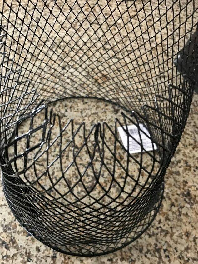 wire cloche