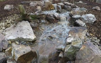 Ned Smith Center Pondless Waterfall
