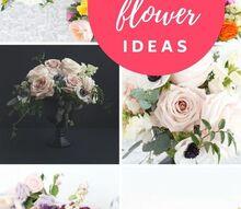 easy pretty tea party flowers diy