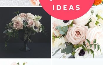 EASY & PRETTY TEA PARTY FLOWERS DIY