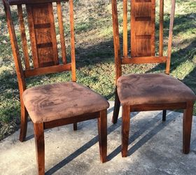 How to reupholster a kitchen chair Upholstery How To Reupholster Kitchen Chairs Hometalk How To Reupholster Kitchen Chairs Hometalk