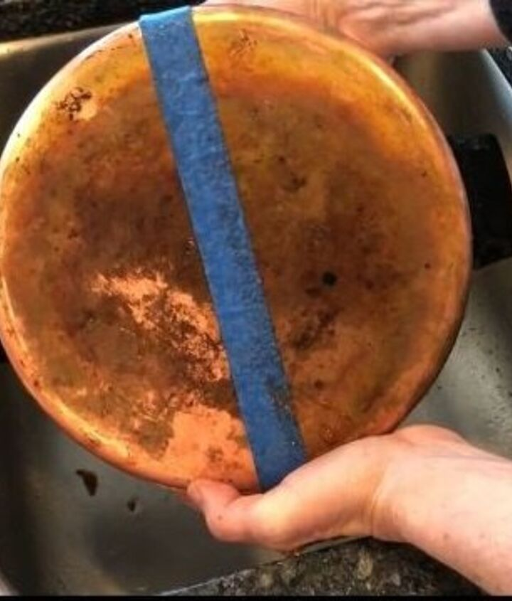 copper cleaning hacks