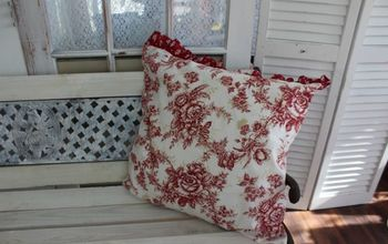 Easy Envelope Fold Pillow Covers