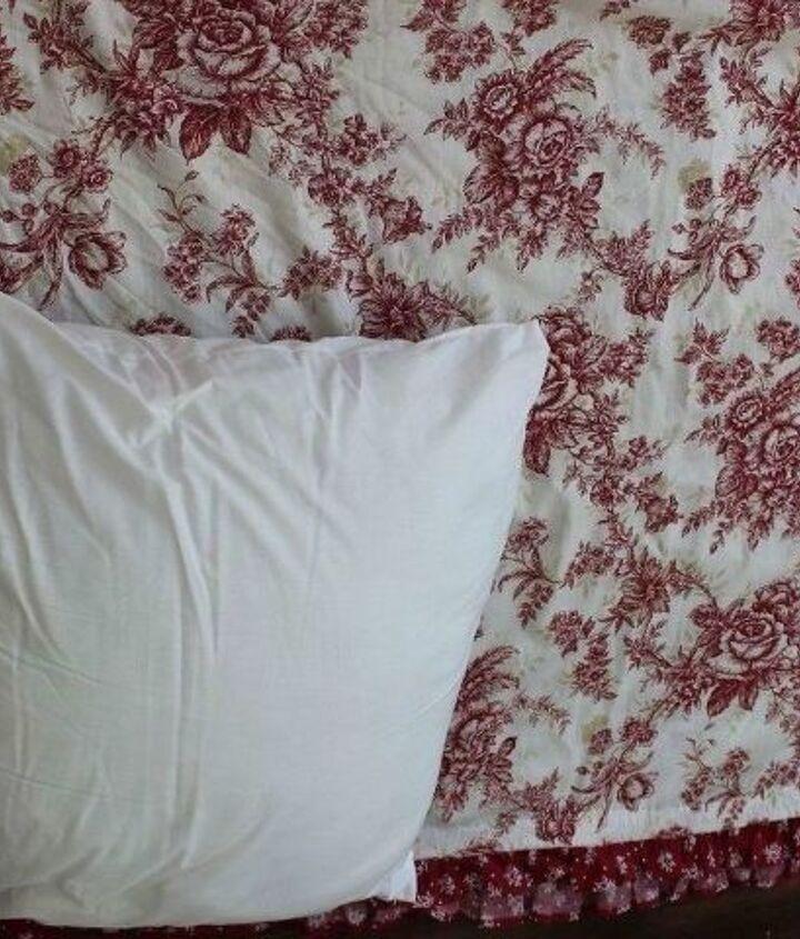 easy envelope fold pillow covers