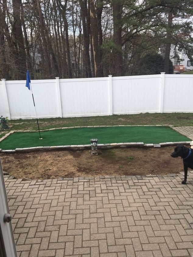 q how do i fix this yard