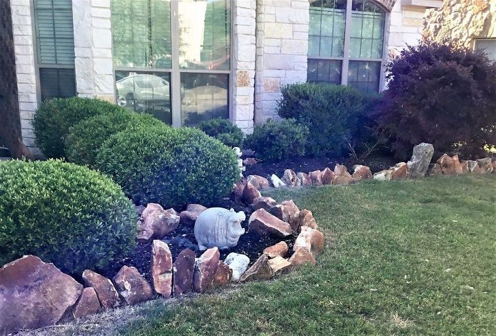 q need ideas to help save these dangerous rocks from the dump