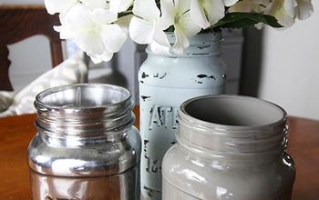 3 Ways to Paint Mason Jars