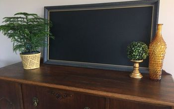 painting to chalkboard