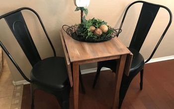 Before & After Farmhouse Table