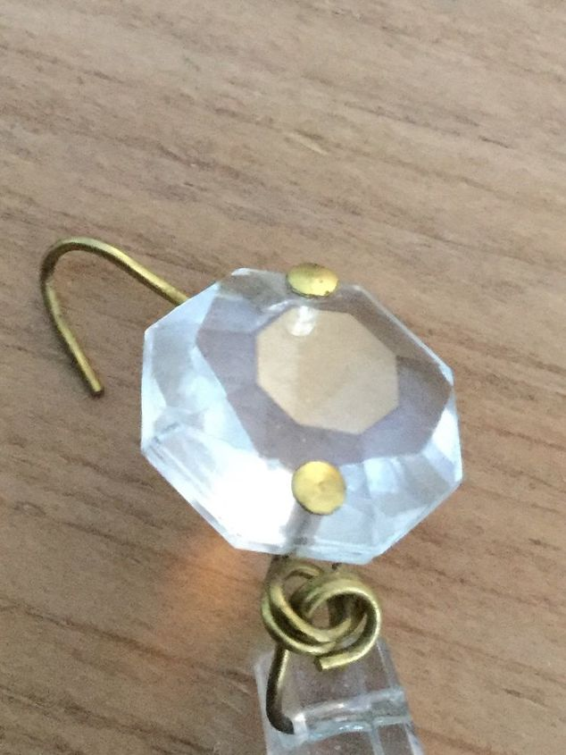 q how do i refurbish a chandelier