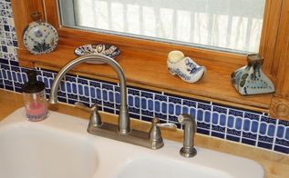 diy how to make an over the sink window shelf