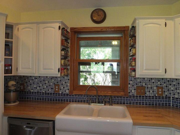 diy how to make an over the sink window shelf
