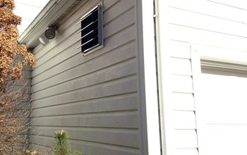 Easy Way to Vent Your Garage