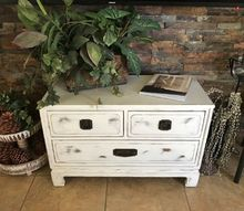 nightstand table makeover