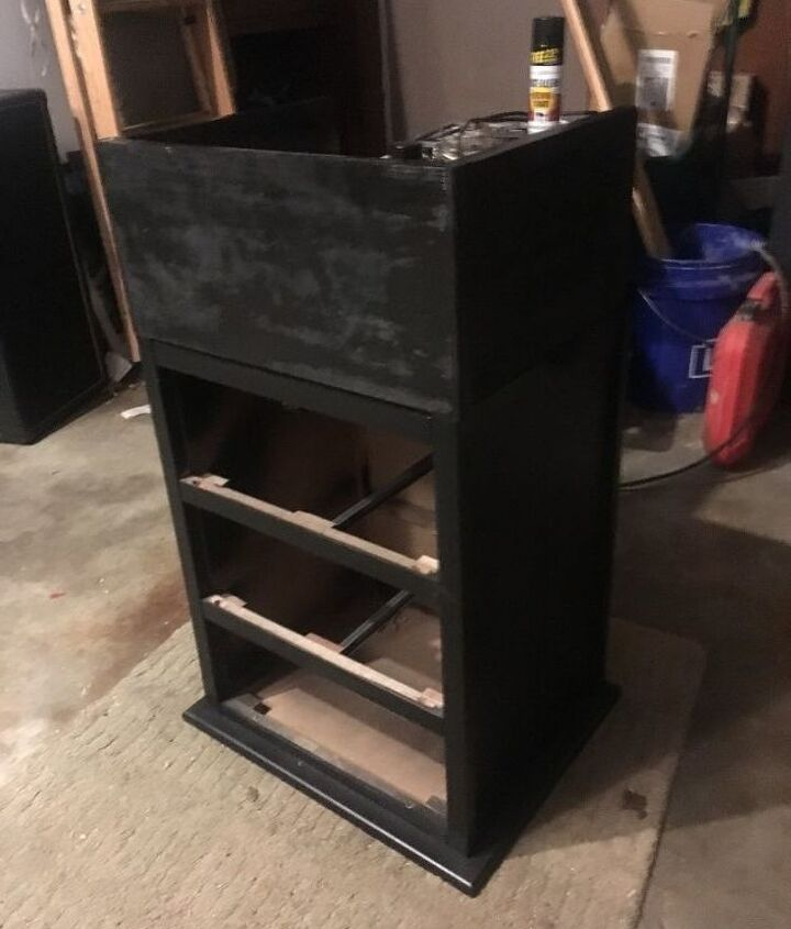 upgrading a nightstand