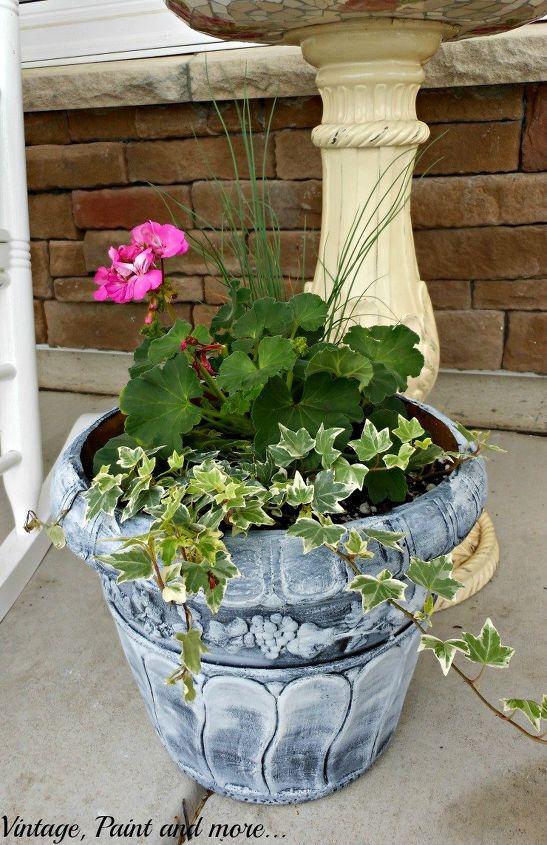 s 15 container garden ideas to kick off spring, Sun Loving Container Garden