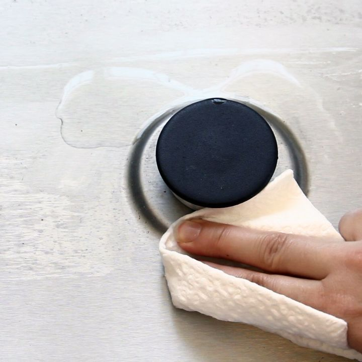 s spring cleaning tricks for the kitchen, Stainless Steel Polishing Tip