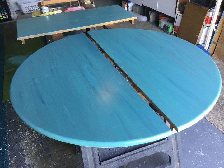 q table paint fail help