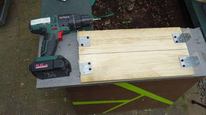 make your xxl pallet shelf easy design diy