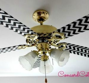 s 13 ways to upgrade your boring ceiling fan on a budget