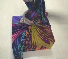 furoshiki gift wrapping