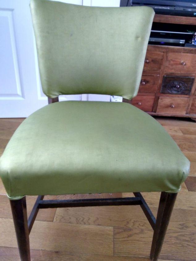 Original chair cover.