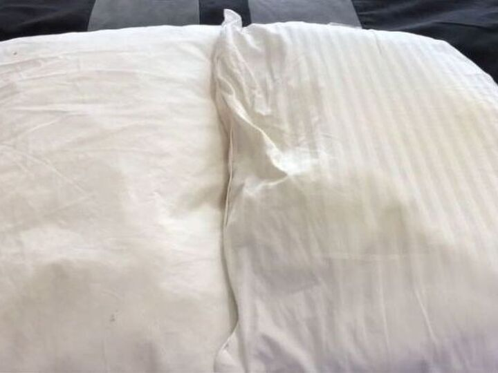Cleaning Yellowing Pillows (and More)